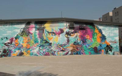 Le street art et le web, deux cultures communes ?