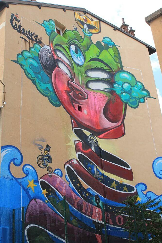 Le street art et le web 4