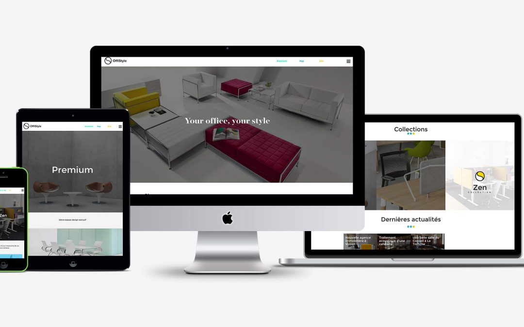 Offistyle – site web