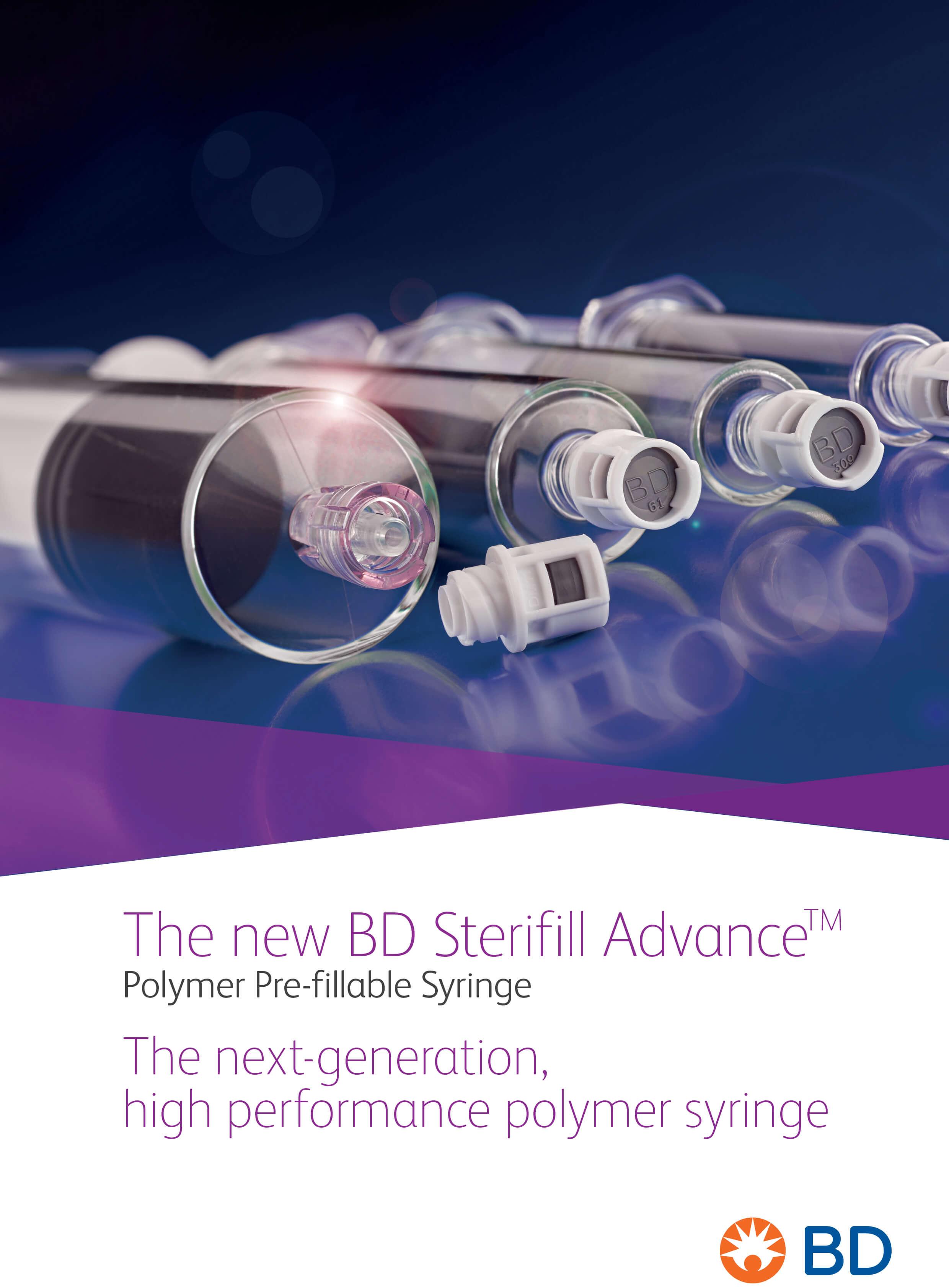 BD STERIFILL - création graphique du lancement de produit par l'Agence MARDI