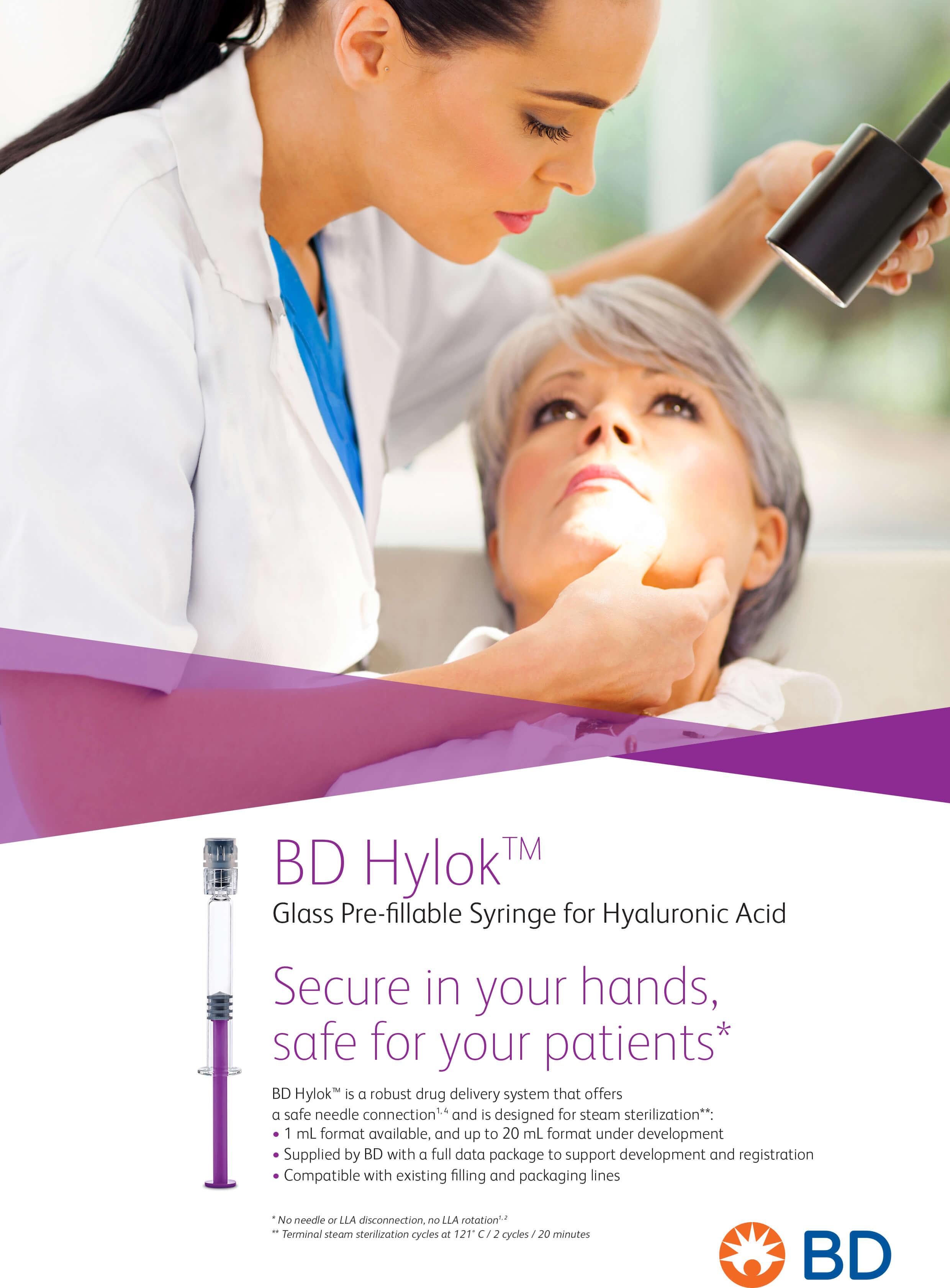 BD Hylok création graphique pour lancement de produit par l'Agence MARDI